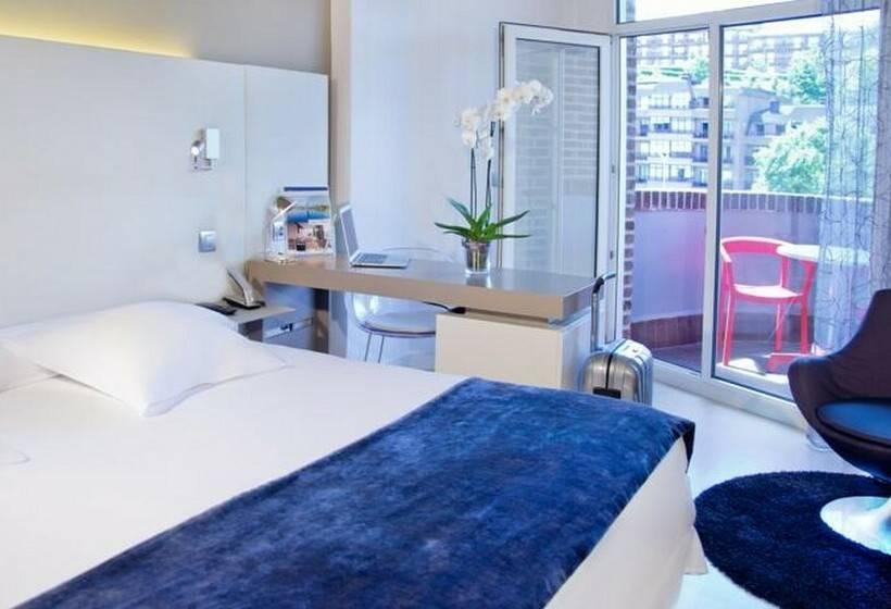 방 호텔 Barceló Costa Vasca 산세바스티안