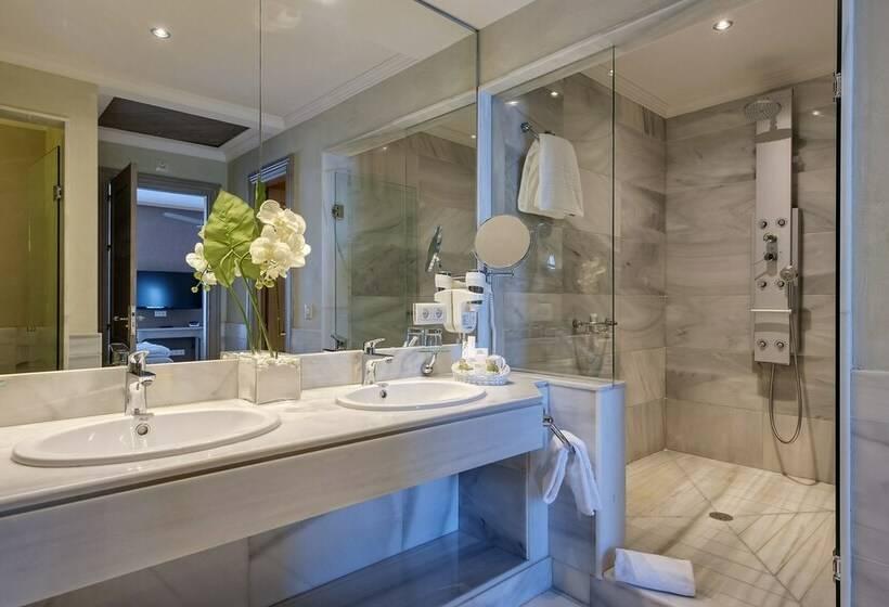 Salle de bain Hôtel Barceló Montecastillo Golf Jerez de la Frontera