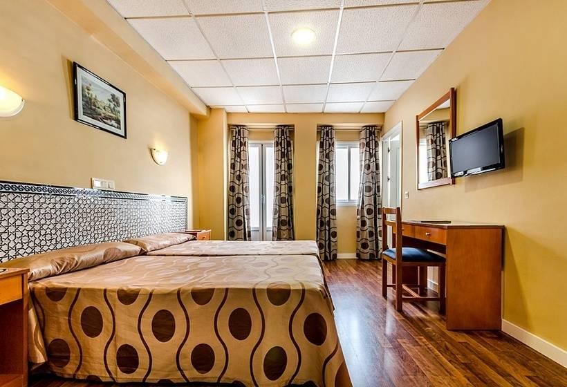 Camera Hotel Casablanca Granada