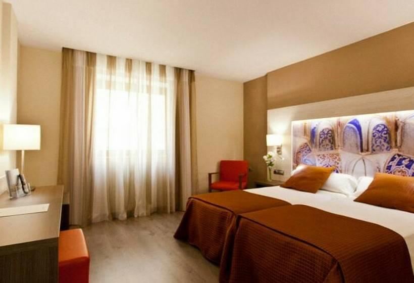 Habitación Hotel Corona de Granada