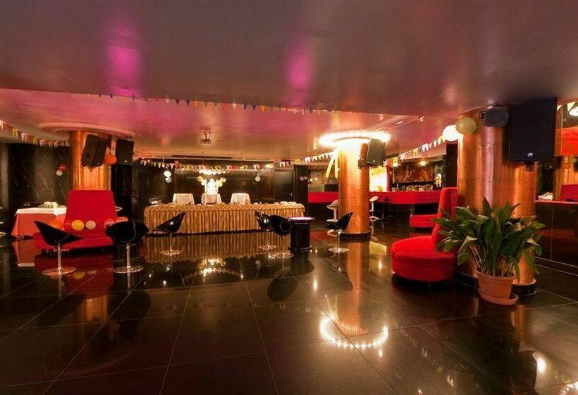 共同スペース ホテル Los Angeles グラナダ