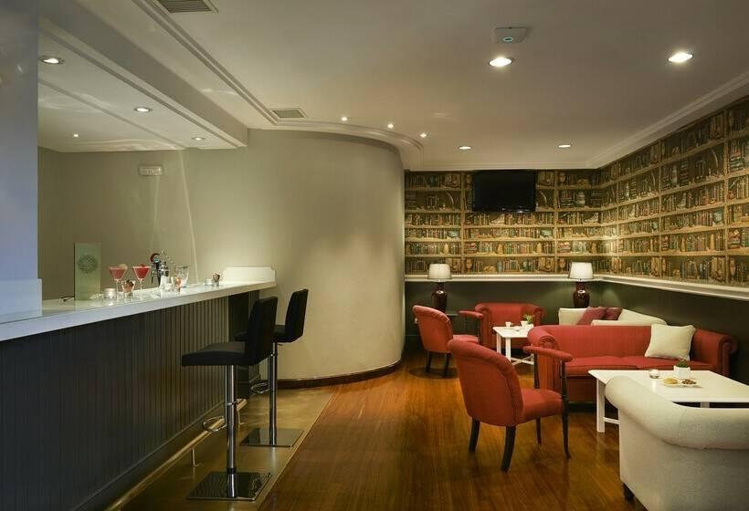 Cafetaria Hotel Meliá Maria Pita Corunha