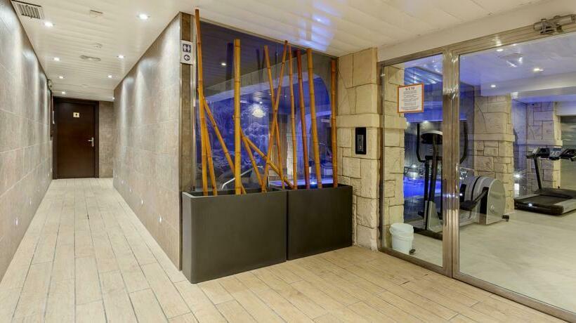Strutture sportive Hotel Pimar & Spa Blanes