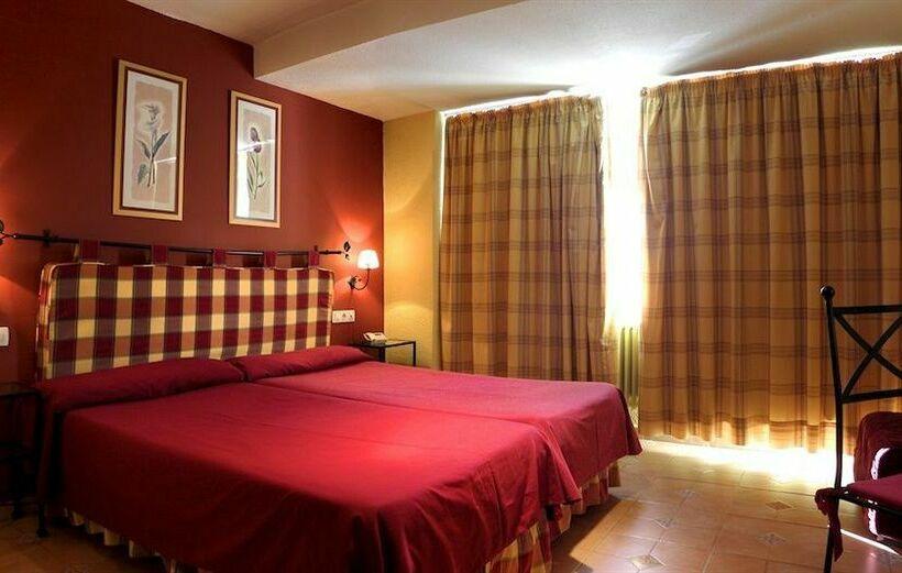 Zimmer Hotel Mont Blanc Sierra Nevada