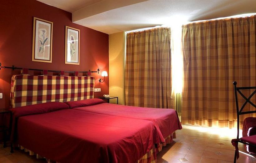 Chambre Hôtel Mont Blanc Sierra Nevada