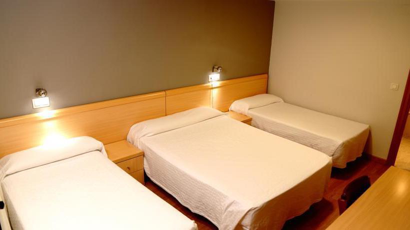 Camera Hotel Celta Vigo