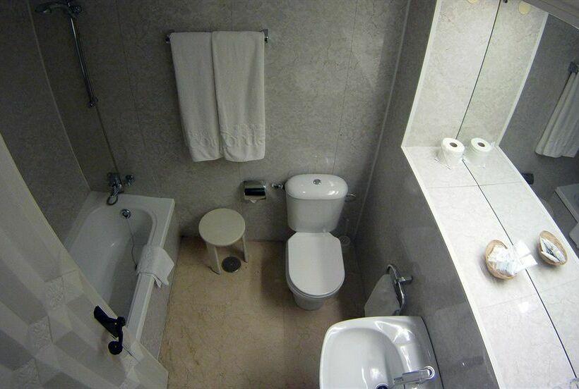 Salle de bain Hôtel Concorde Las Palmas de Gran Canaria