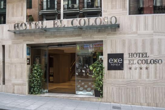 Hôtel Exe El Coloso Madrid