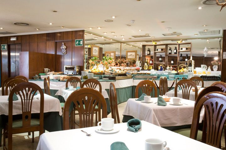 Restaurante Hotel Gran Atlanta Madrid