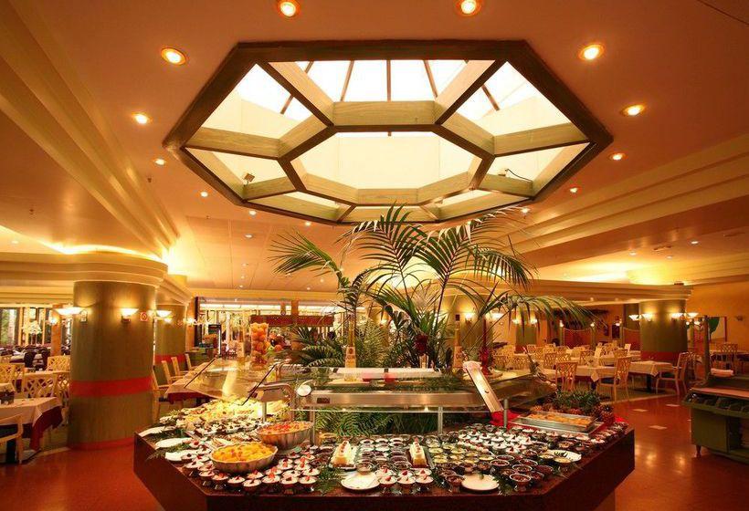 מסעדה בית מלון כפרי IFA Continental פלאיה דל אינגלס