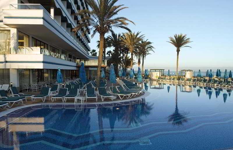 Schwimmbad Hotel IFA Faro Maspalomas