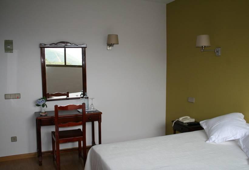 Zimmer Hotel La Peña Congosto
