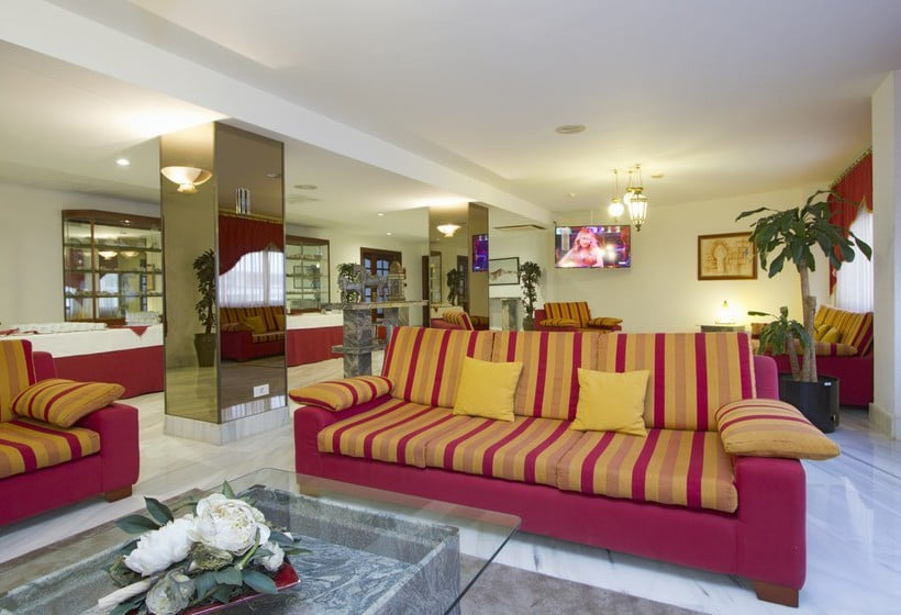 Common areas Hotel Lancelot Arrecife