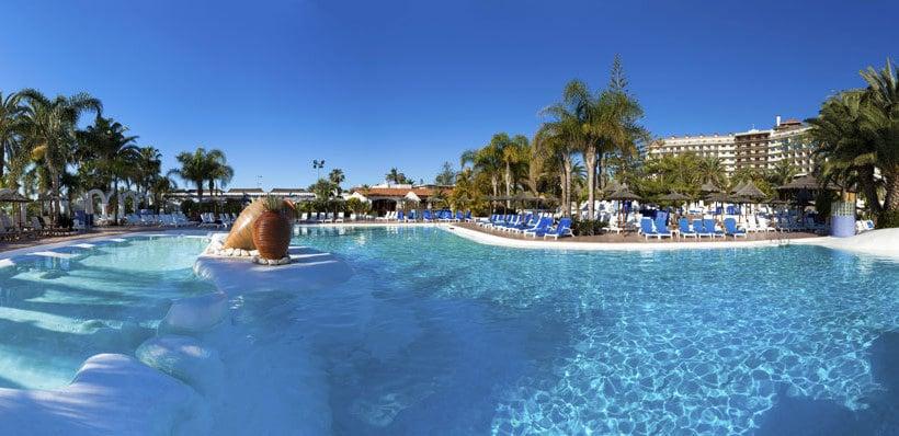 Schwimmbad Hotel Meliá Tamarindos San Agustin