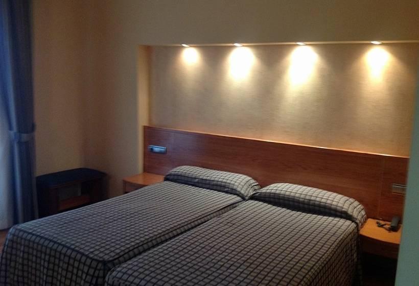 Chambre Hôtel Rusadir Melilla