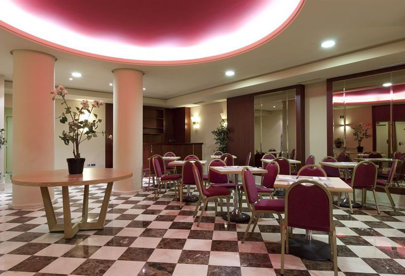 Restaurant Hotel Sterling Madrid
