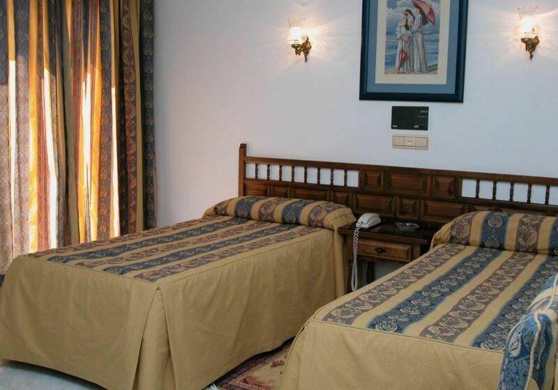 Habitación Hotel Ton Sanxenxo