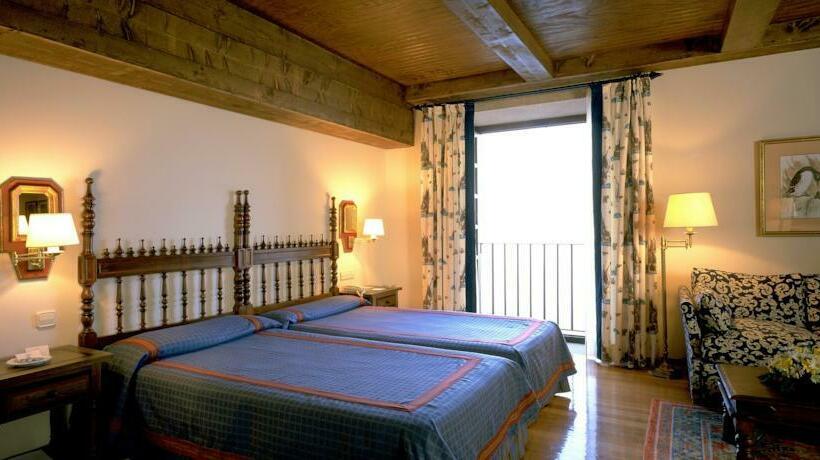 Room Parador de Baiona