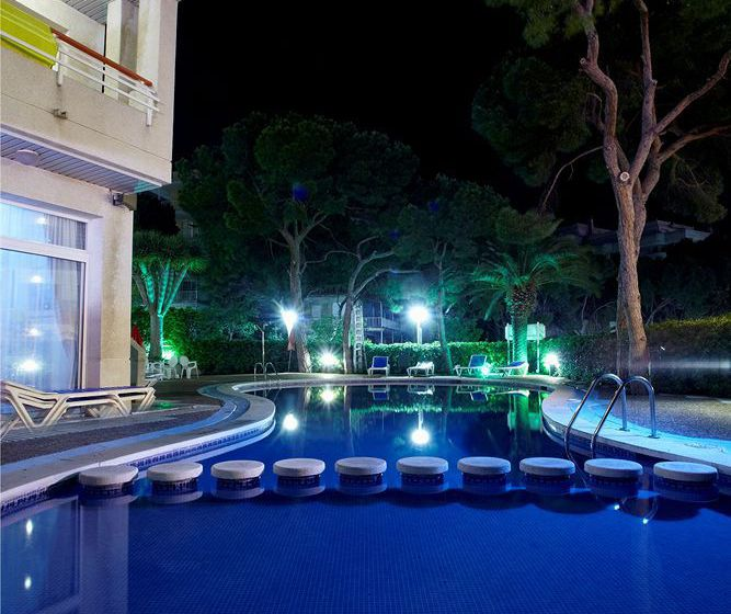Swimming pool Hotel Acqua Salou