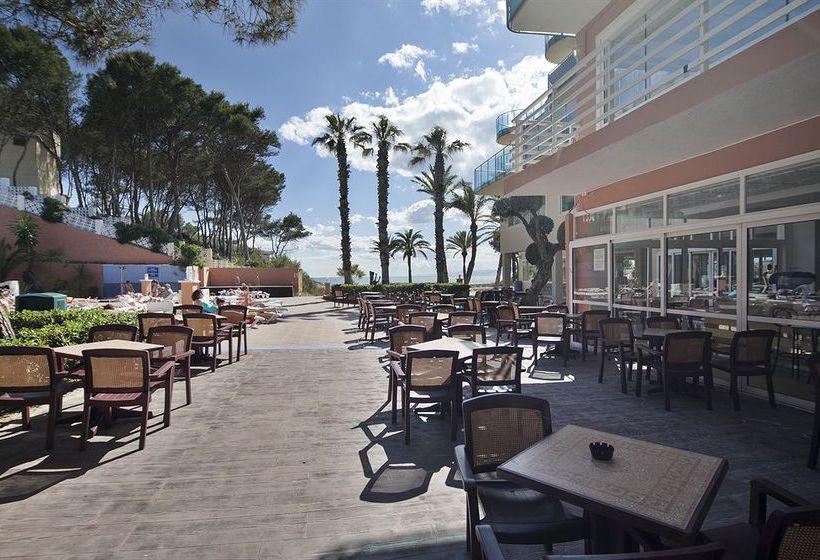 Terrasse Hotel Best Cap Salou