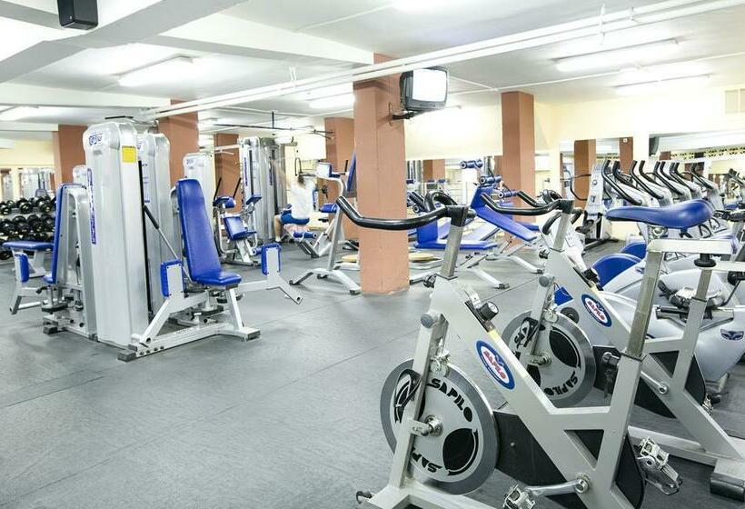 Sportfaciliteiten Hotel Elimar Rincon de la Victoria