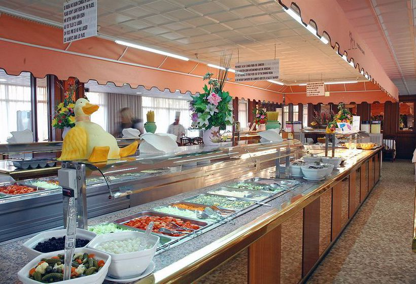 Restaurant Hotel H Top Molinos Park Salou