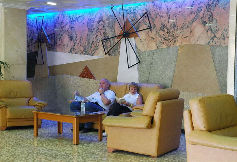 Gedeelde ruimtes Hotel H Top Molinos Park Salou