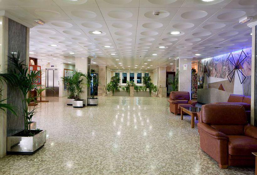 Espaces communs Hôtel H Top Molinos Park Salou