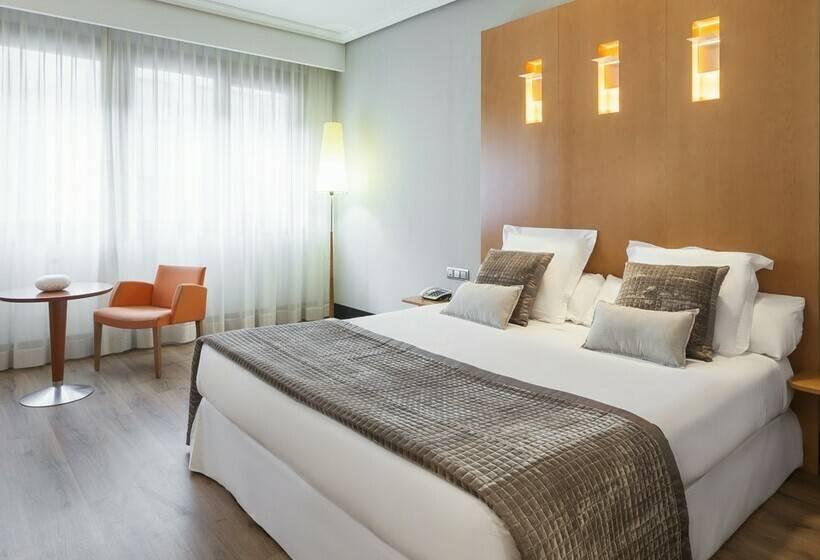 Room Hotel Ilunion Bilbao