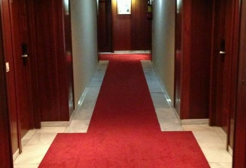 Espaces communs Hôtel Las Vegas Malaga