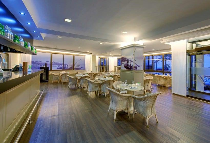 Cafeteria Hotel Meliá Costa del Sol Torremolinos