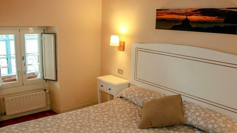 Zimmer Eco Hotel Mundaka