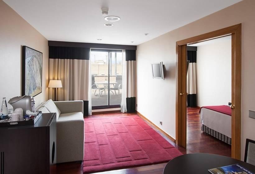 Room Hotel NH Ciudad de Valencia