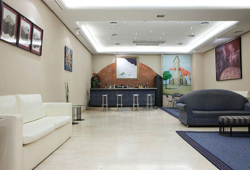 Hotel NH Deusto Bilbau