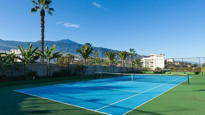 Sporteinrichtungen Hotel Puerto de la Cruz