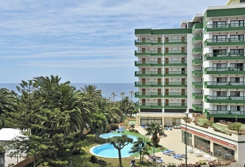 Esterno Hotel Sol Puerto Playa Puerto de la Cruz