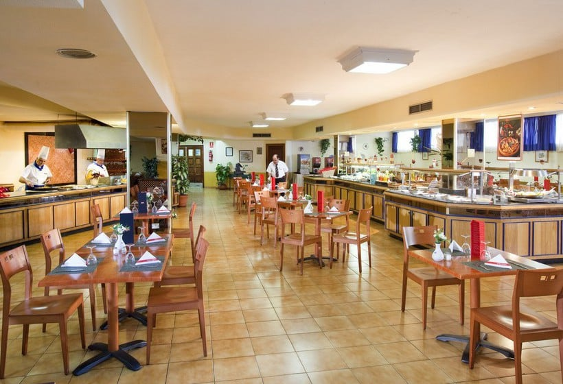 Restaurante Hotel Sol Puerto Playa Porto da Cruz