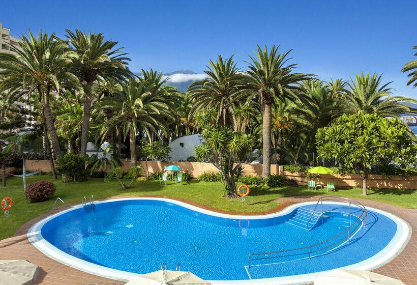 Piscina Hotel Sol Puerto Playa Porto da Cruz