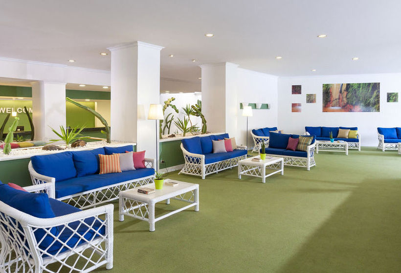 Common areas Hotel Tryp Puerto de la Cruz