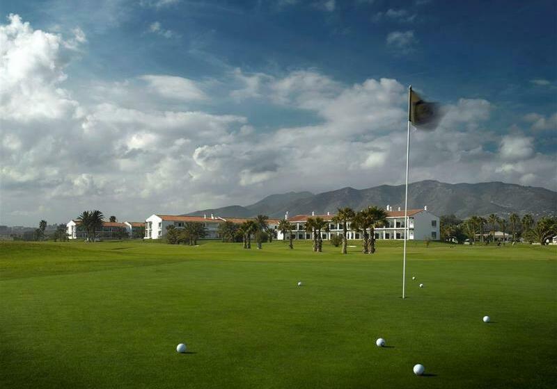 Parador de Málaga Golf مالقة
