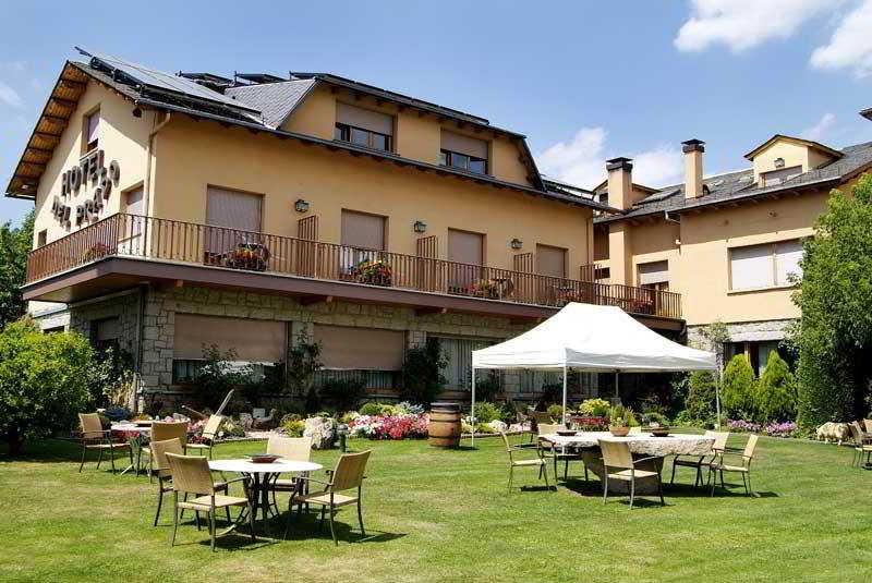 Hôtel Del Prado Puigcerdà