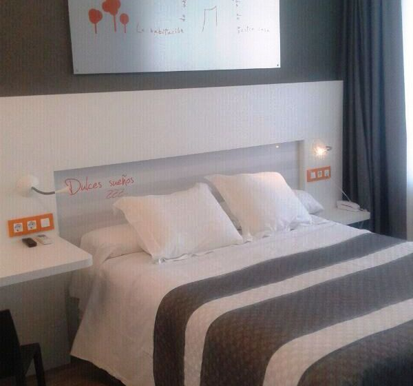 Bed4U Hotel Castejón