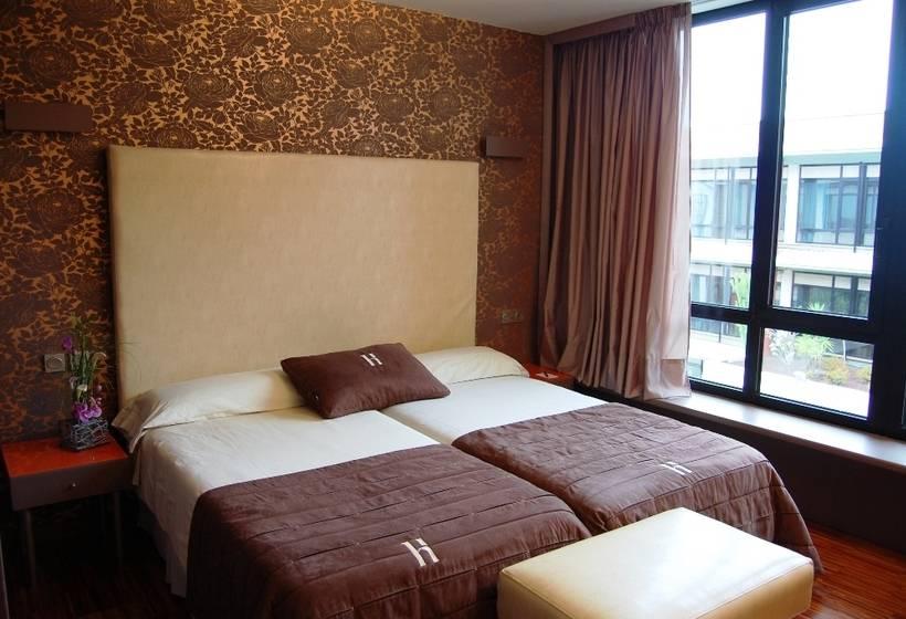 Habitación Escuela Hotel Santa Cruz Santa Cruz de Tenerife