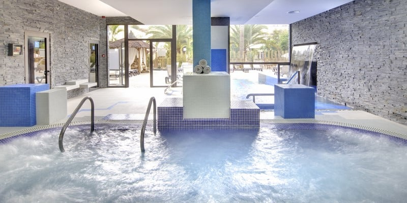 Zona termale Hotel Barcelo Corralejo Bay - Adults Only