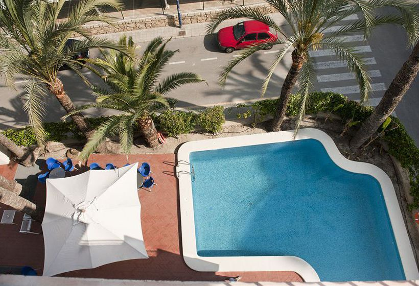 Swimming pool Hotel El Palmeral Benidorm