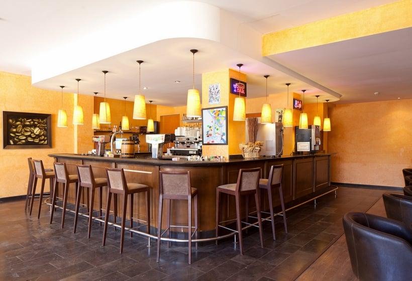Cafeteria Hotel H Top Caleta Palace Platja d'Aro
