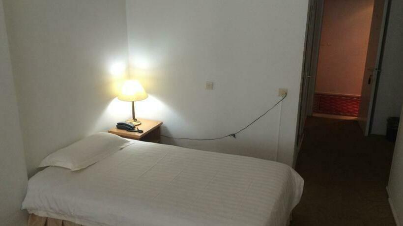 Quarto Hotel Keyserlei Antuérpia