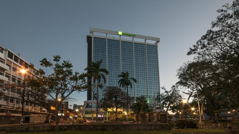 كافيتريا فندق Holiday Inn San Jose Aurola سان خوسيه