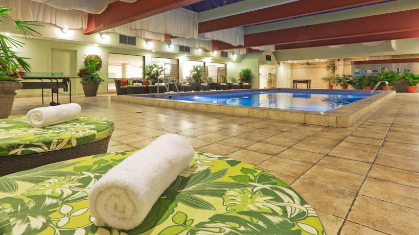 غرفة فندق Holiday Inn San Jose Aurola سان خوسيه