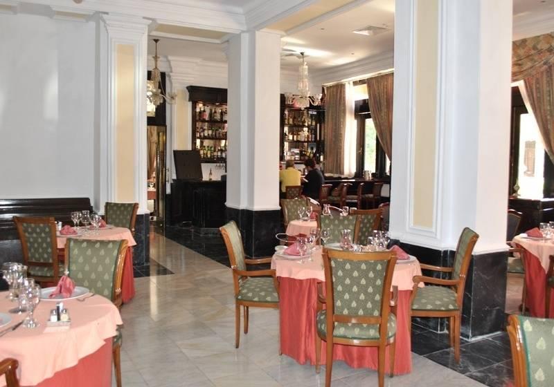 Restaurante Hotel Roc Presidente Havana